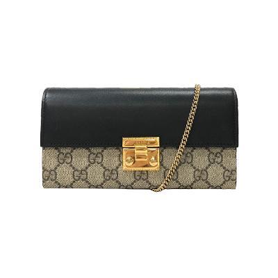 GG clutch chain bag